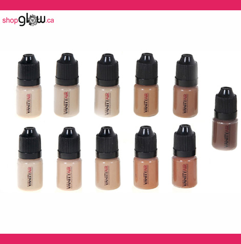 VANITYAIR™ Airbrush Foundations (SINGLE)