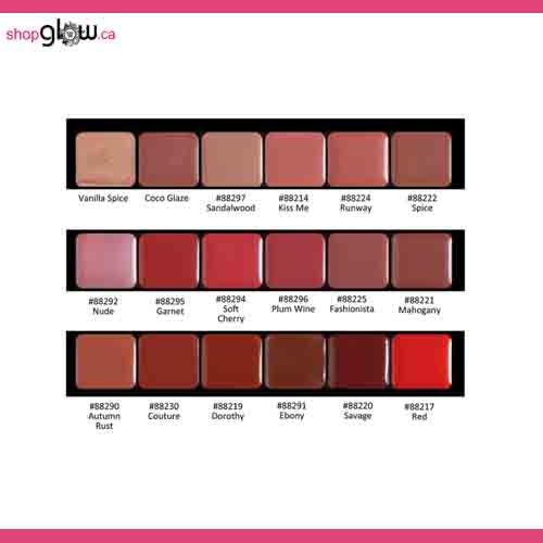 HD Super Lip Palette
