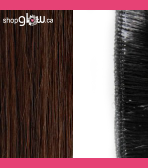 Auburn Machine Weft Hair
