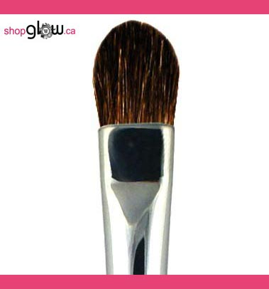 Chisel Pointed Fluff Brush